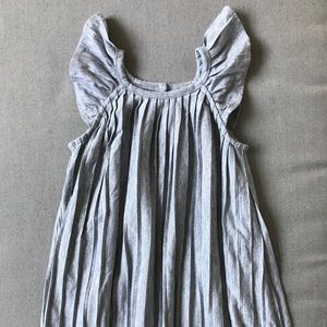 Baby Gap Girls Pleated One Piece Dress